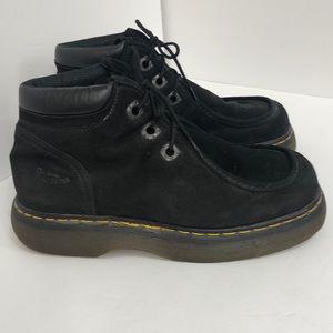 VTG Doc Martens 8390 Black Suede Chukka Boots